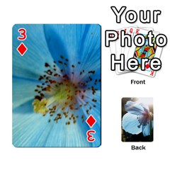 Playing Cards By Molly   Playing Cards 54 Designs   M9bg8q7qoqdl   Www Artscow Com Front - Diamond3