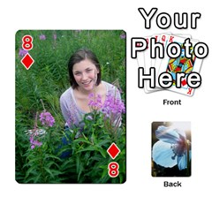 Playing Cards By Molly   Playing Cards 54 Designs   M9bg8q7qoqdl   Www Artscow Com Front - Diamond8