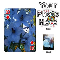 Playing Cards By Molly   Playing Cards 54 Designs   M9bg8q7qoqdl   Www Artscow Com Front - Diamond10