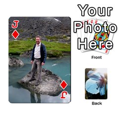 Jack Playing Cards By Molly   Playing Cards 54 Designs   M9bg8q7qoqdl   Www Artscow Com Front - DiamondJ