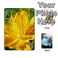 Playing Cards By Molly   Playing Cards 54 Designs   M9bg8q7qoqdl   Www Artscow Com Front - Club9