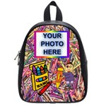 Colorful small book bag - School Bag (Small)