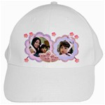 cookie hearts love cap - White Cap