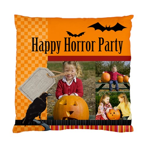 Helloween By Helloween   Standard Cushion Case (one Side)   M5cps5blqmnk   Www Artscow Com Front