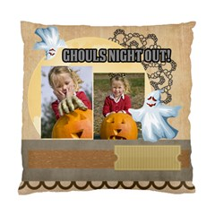 Helloween By Helloween   Standard Cushion Case (two Sides)   4jn5fhvel7r8   Www Artscow Com Front
