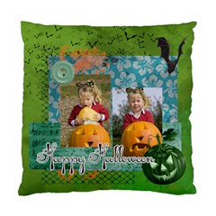 Helloween By Helloween   Standard Cushion Case (two Sides)   4fhexs3xw1ow   Www Artscow Com Front
