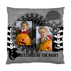 Helloween By Helloween   Standard Cushion Case (two Sides)   Feqj5k1ie9vq   Www Artscow Com Front