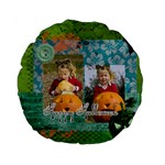 helloween - Standard 15  Premium Round Cushion
