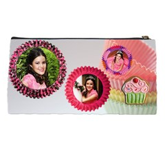Cupcakes Pencil Case By Ivelyn   Pencil Case   Jx2b7k9ftz08   Www Artscow Com Back
