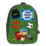 Play ball large bookbag - School Bag (XL)