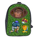 Football large bookbag - School Bag (XL)