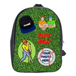 Baseball XL bookbag - School Bag (XL)