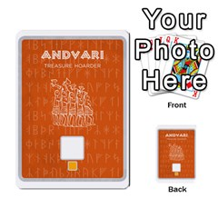 Ragnarokcardset By Pixatintes   Multi Purpose Cards (rectangle)   Vxnjvvki7xd7   Www Artscow Com Front 26