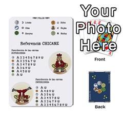 Ace Decktet Español By Pixatintes   Playing Cards 54 Designs   B8h3t7caj6fh   Www Artscow Com Front - ClubA
