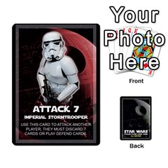 Jack Star Wars Second Edition Game By Pixatintes   Playing Cards 54 Designs   Y31v8eizx5o4   Www Artscow Com Front - SpadeJ