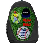 baseball backpack - Backpack Bag