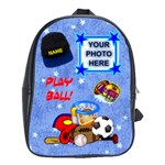 Play ball XL bookbag - School Bag (XL)