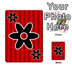 Wild Weather Card Game V2 By Craig Somerton   Multi Purpose Cards (rectangle)   Emf1jsbucg5m   Www Artscow Com Back 9