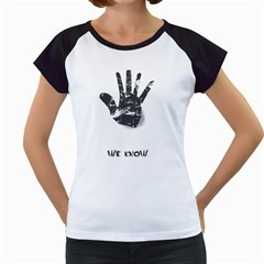 Tshirt Design 560 Women s Cap Sleeve T Shirt (white)