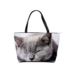 Cat By Divad Brown   Classic Shoulder Handbag   Qxry94eslipv   Www Artscow Com Front