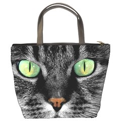 Cat By Divad Brown   Bucket Bag   Ogq5o5azcpo7   Www Artscow Com Back