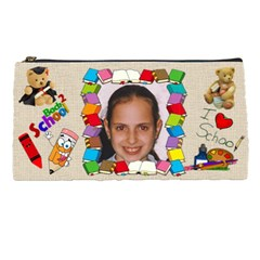 Sara s Pencil Case By Malky   Pencil Case   Og3ummrwvcae   Www Artscow Com Front