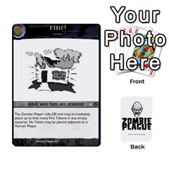 Zombieplaguebase By Michael   Playing Cards 54 Designs   Lhtg2qe9eriq   Www Artscow Com Front - Diamond5