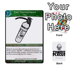 Zombieplaguebase By Michael   Playing Cards 54 Designs   Lhtg2qe9eriq   Www Artscow Com Front - Diamond6