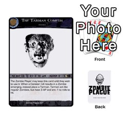 Zombieplaguebase By Michael   Playing Cards 54 Designs   Lhtg2qe9eriq   Www Artscow Com Front - Club3