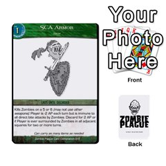Zombieplaguebase By Michael   Playing Cards 54 Designs   Lhtg2qe9eriq   Www Artscow Com Front - Joker2