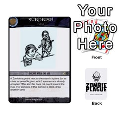 Zombieplaguebase By Michael   Playing Cards 54 Designs   Lhtg2qe9eriq   Www Artscow Com Front - Spade8