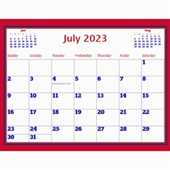 A Little Perfect Wall Calendar 11x8 5 By Deborah   Wall Calendar 11  X 8 5  (12 Months)   X6y2supgsz21   Www Artscow Com Jul 2017