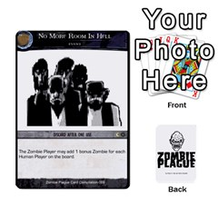 Zombie Plague New Cards By Michael   Playing Cards 54 Designs   Qhje0c0i04pl   Www Artscow Com Front - Spade10