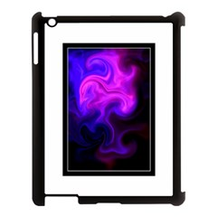 L24 Apple Ipad 3/4 Case (black)
