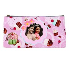Cupcakes Pencil Case Iii By Ivelyn   Pencil Case   3v17r8848hne   Www Artscow Com Front
