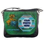 Cat lover s Messenger Bag