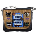 Cat Lover s Messenger Bag #2