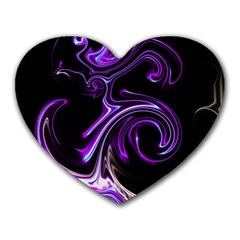 L49 Mouse Pad (heart) by gunnsphotoartplus