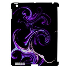 L49 Apple Ipad 3/4 Hardshell Case (compatible With Smart Cover)