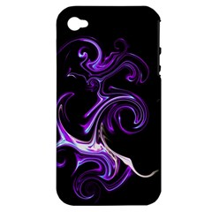 L49 Apple iPhone 4/4S Hardshell Case (PC+Silicone)