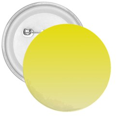 Cadmium Yellow To Cream Gradient 3  Button by BestCustomGiftsForYou