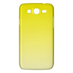 Cadmium Yellow To Cream Gradient Samsung Galaxy Mega 5 8 I9152 Hardshell Case  by BestCustomGiftsForYou