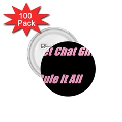 Petchatgirlsrule2 1 75  Button (100 Pack) by Princessbabyj