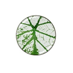 Leaf Patterns Golf Ball Marker (for Hat Clip) by natureinmalaysia