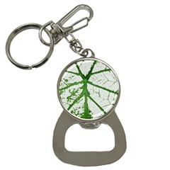 Leaf Patterns Bottle Opener Key Chain by natureinmalaysia