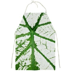 Leaf Patterns Apron by natureinmalaysia