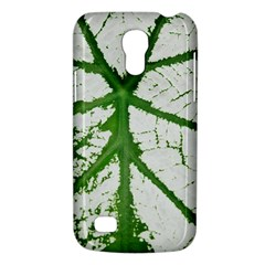 Leaf Patterns Samsung Galaxy S4 Mini Hardshell Case  by natureinmalaysia