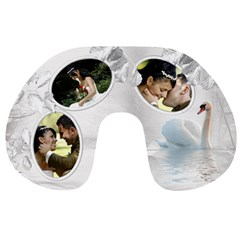 Our Day Travel Neck Pillow By Deborah   Travel Neck Pillow   Kigqsnsnd24z   Www Artscow Com Front