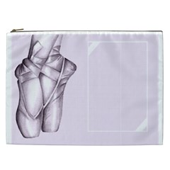 Ballet By Charity   Cosmetic Bag (xxl)   Pw76zcazli2q   Www Artscow Com Front