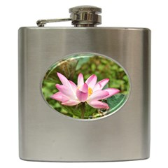 A Pink Lotus Hip Flask by natureinmalaysia